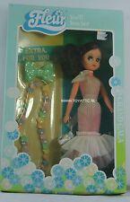 Fleur ( dutch Sindy ) doll Grand Gala with dark hair new in box 1023 NRFB