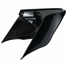 2009-2013 Harley Street Road Glide Midnight Pearl Stretched Extended Side Cover