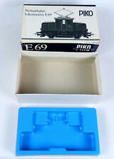 PIKO LEERKARTON 5/6200 E-Lok BR E 69 05 DRG Leerverpackung OVP empty box H0 1:87