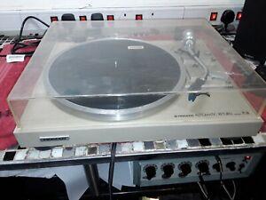 Pioneer PL-514 Automatic Return Stereo Turntable Full Working Order Stanton 500