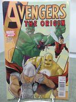 Avengers the Origin #1 Marvel Comics vf/nm CB2010
