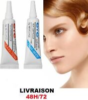 Colle Adhésive pour Faux Cils,Extensions de Cils Eyelash Adhesive waterproof
