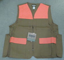 Hunting Vest SafTBak Brown Duck Large