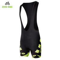 Mens Cycling clothing Cycling bib Shorts Team bike bicycle Cycling shorts Padded