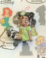 Disney Store Animators Collection Mystery Tiana Pin Princess And The Frog Pin