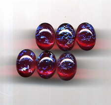 Dragons Breath Mexican Fire Opal 5pcs 14x10mm cab cabochon DIY Earrings Ring