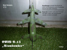 resin kit Henschel Hs 315 B SO-Höhengleitbombe  1//72 Bird Models Resinbausatz