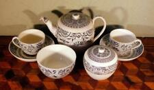 Teapot White Wedgwood Porcelain & China
