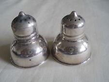 Birks Sterling Silver 2 Salt/Pepper Shakers