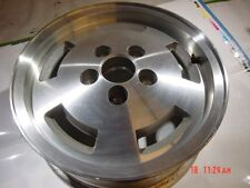 84-86 New take out 15x6 aluminium rim Jeep Wagoneer Limited slotted cherokee XJ