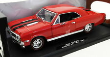 Motormax 1/18 Scale 73104TC - 1967 Chevrolet Chevelle SS 396 - Red