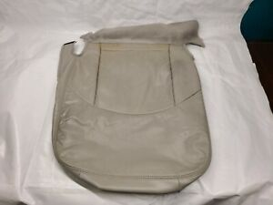 ✅💲 05 09 Buick Lacrosse Front Passenger Leather Lower Seat Cover OEM Gray