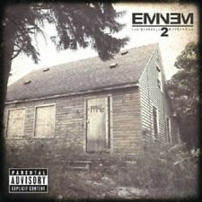 Eminem-The Marshall Mathers LP 2 (CD) 16 TRACKS HIP HOP/RAP NUOVO