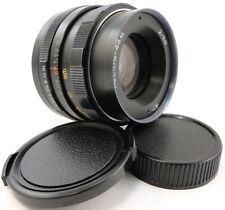 ⭐SERVICED⭐ HELIOS 44m Lens + Adapt Micro M 4/3 MFT Mount Olympus Panasonic Lumix
