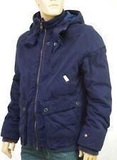 G STAR RAW veste chaude bleu marine homme ONTARIO HOODED BOMBER taille XL