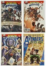 AVENGERS 4-ISSUE COMIC BOOK LOT! NO SURRENDER #1 3-D COVER #13 1ST PRINT #689!