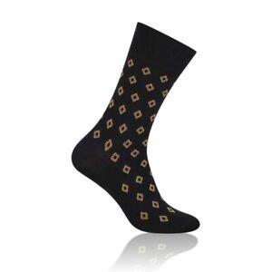 DIAMONDS Mens Coloured Cotton Rich Socks, Colourful Socks, Fun Socks