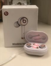 Beats By Dre Bluetooth Wireless Tour 3 Earbuds White New In Box