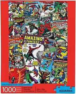 Spider-Man Collage 1000 piece jigsaw puzzle 710mm x 510mm  (nm)