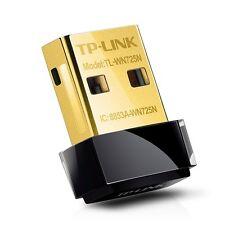 TP-Link TL-WN725N 150Mbps Wireless N Nano USB Adapter **OEM**  3yr AU Wty TPLINK