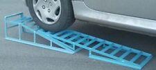 Auffahrrampen-Set EXTRA BREIT mit Verlängerungen für tieferliegende Fahrzeuge