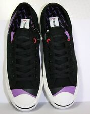 Women's Men's CONVERSE JACK PURCELL Product Red BLACK PURPLE Trainers SIZE UK 5