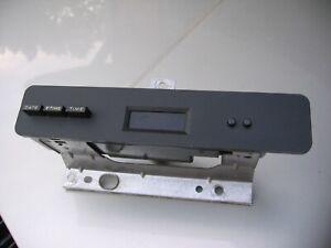 80-86 FORD BRONCO TRUCK F150 F250 F350 DASH QUARTZ CLOCK---TESTED WORKS GREAT