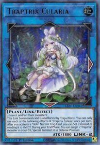 Yu-Gi-Oh! Lightning Overdrive LIOV Singles - Supers/Ultras/Secrets