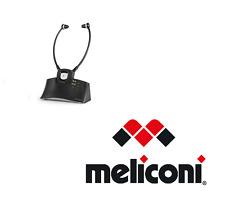 MELICONI  497308 CUFFIA TV HP STETO WIRELESS