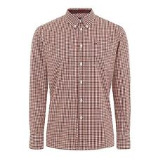 Merc Check Regular Fit Casual Shirts for Men