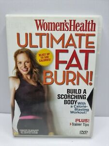 ULTIMATE Fat Burn DVD Women's Health
