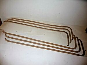 1929 1930 Nash Advance 6 Valve Cover Gaskets Lot of Three