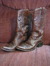 Texas Boot Co Brown Cowboy Boots 7D