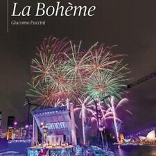 La Boheme Handa Opera on Sydney Harbour DVD Region 0 PAL NEW
