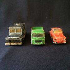Majorette Bank security, Savem, Beetle modèles réduits/ Majorette model trucks