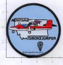Montana - MOntana Smoke Jumper MO Fire Dept Patch