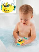 Munchkin sottomarini Explorer Baby / Bambini Giallo Sottomarino bagno giocattolo età 1 +