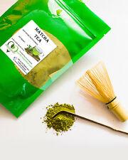Matcha Green Tea 100% PURE JAPANESE STYLE MATCHA GREEN TEA POWDER UK