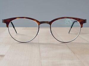 New / Refurbished UNISEX Lindberg Strip Titanium 9834 T406 Col 10 Glasses Frames
