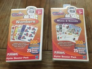 Playskool Alphie Booster Pack - Numbers & Music & Sounds