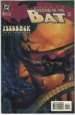 fumetto DC BATMAN SHADOW OF THE BAT AMERICANO NUMERO 42