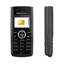 Sony Ericsson J110i Mobile Cellular Phone Black - European GSM 900/1800