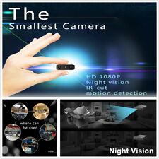 Car Hone Mini Hide Spy Camera 1080P Full HD Infrared IR-CUT Camera Night Vision