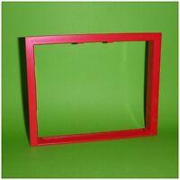 Playmobil - Haus-Wand Rahmen für Schiebetür Terrassentür - rot - System X