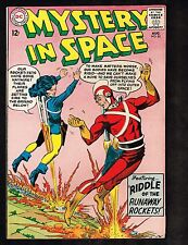 Mystery In Space #85 ~ Adam Strange ~ 1963 (6.5) WH