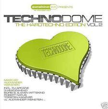 Techno Dome - The Hardtechno Edition Vol.2 -  2 CDs NEU VIRGIL ENZINGER WORTEX