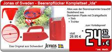 """Jonas of Sweden Beeren Pflücker Set """"Ida"""""""