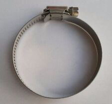 """(50) #36 STAINLESS STEEL DRIVE HOSE CLAMPS ADJUSTABLE BAND 1-3/4"""" TO 2-3/4"""""""