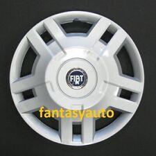 """Fiat Ducato Dal 2009 >Borchia Coppa Ruota Copricerchio Coppone 15"""" Logo Blu 1300"""