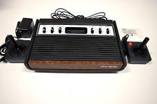 Heavy Sixer Sears Telegames Atari 2600 Console Video Game System
